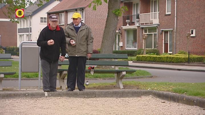 Bejaarde Jeu de Boulers zijn dringend op zoek naar nieuwe leden