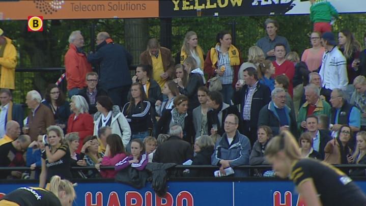 Hockeyvrouwen HC Den Bosch naar finale play-offs