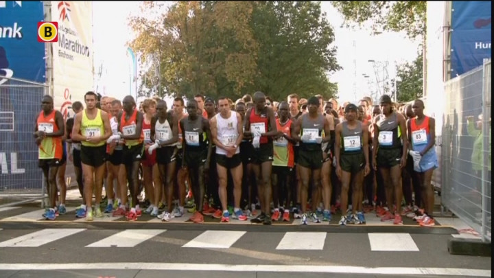 Van finish naar prijsuitreiking: kort verloop van de Marathon Eindhoven