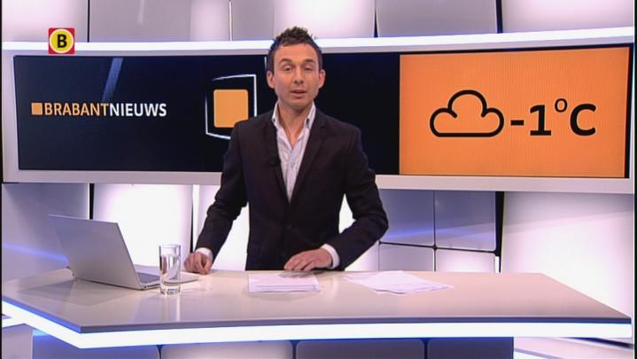 KNMI geeft weeralarm voor Brabant: veel ongelukken door ijzel