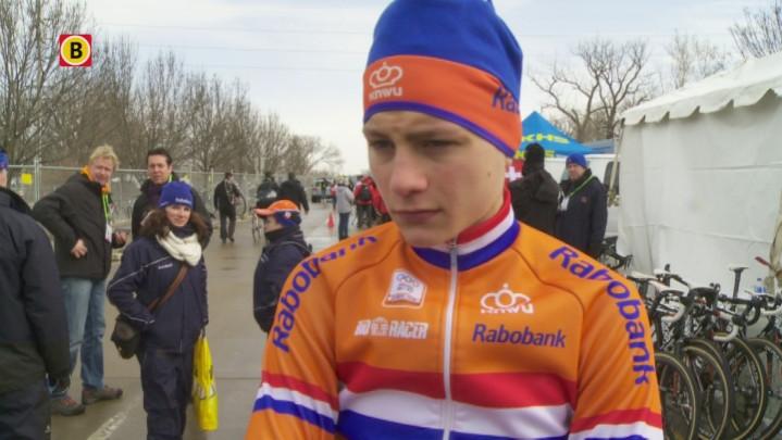 Mathieu van der Poel over zijn overwinning