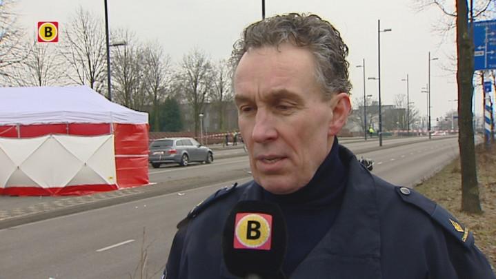 Politiewoordvoerder Eric Passchier over dodelijke aanrijding Eindhoven