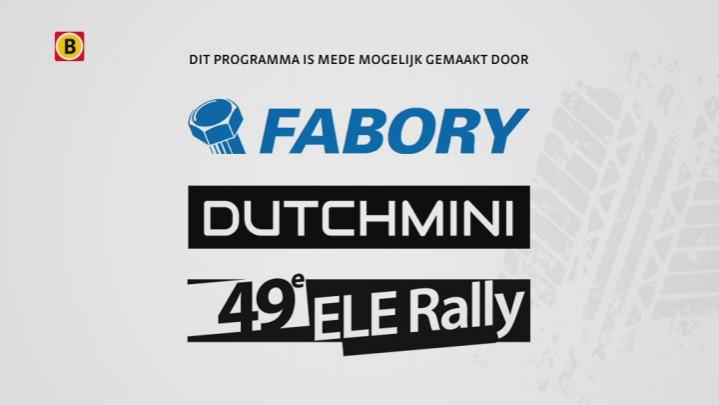 Samenvatting ELE Rally 2013
