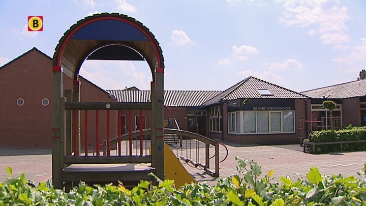 Mazelenepidemie op school in Andel