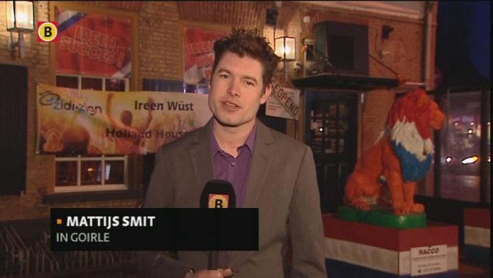 In het Ireen Wüst Holland House in Goirle zijn ze superblij met de zilveren medaille van de schaatster