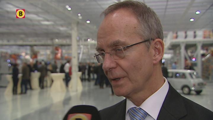 Minister Henk Kamp van Economische Zaken over zaken doen in Brabant