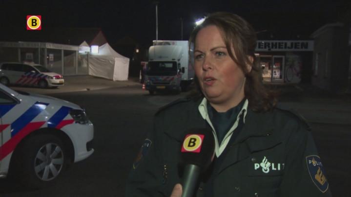 De politie over de overal in Deurne waarbij twee doden vielen
