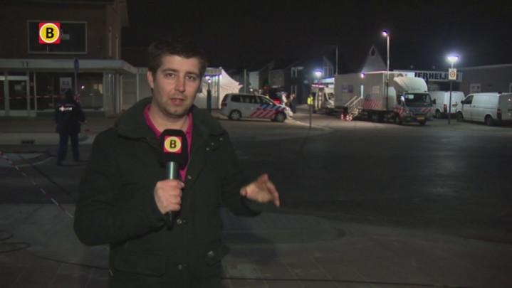 Twee doden bij overval op juwelier Goldies in Deurne