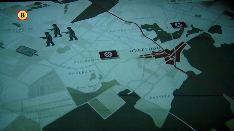 Slag om Overloon komt tot leven in Oorlogsmuseum