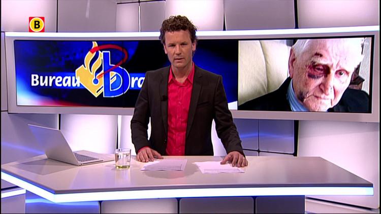 Beelden mishandeling Jo Vlemmix in Bureau Brabant