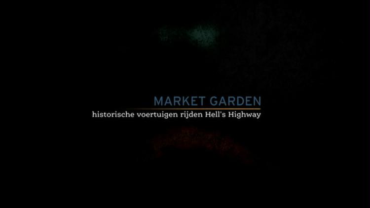 Historische colonne Operatie Market Garden 2014 trekt door Valkenswaard (volledige uitzending)