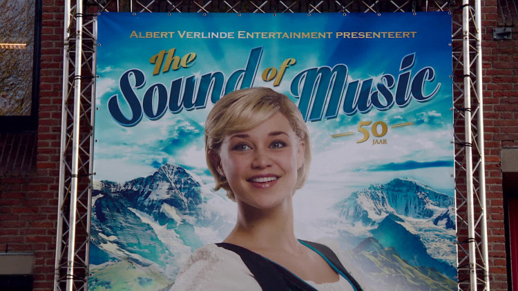 Musical The Sound of Music van Albert Verlinde in première in Den Bosch met alleen maar Brabantse hoofdrolspelers
