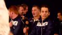 Zangtalenten van FC Den Bosch in de polonaise met De Deurzakkers en fanfare De Kikvorschen