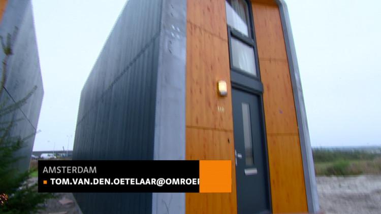 Heijmans gaat verplaatsbare eenpersoonswoningen bouwen for Verplaatsbaar huis