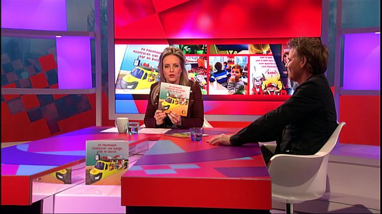 Oosterhouter schrijft Feyenoord kinderboek