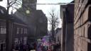 Videobeelden van de steekpartij tijdens carnaval in Oisterwijk