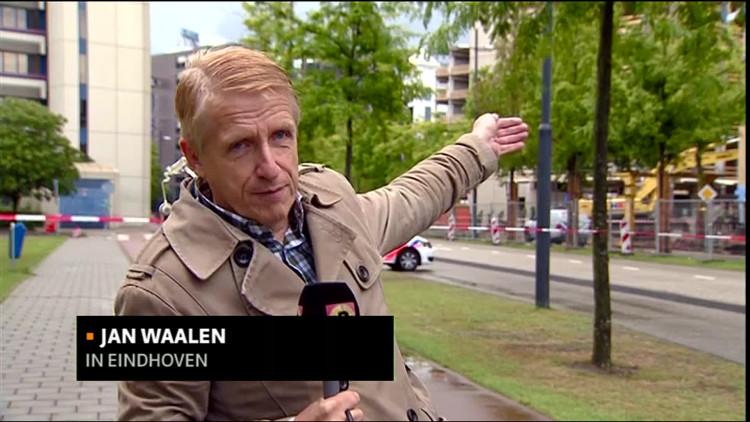 Bom gevonden in centrum van Eindhoven