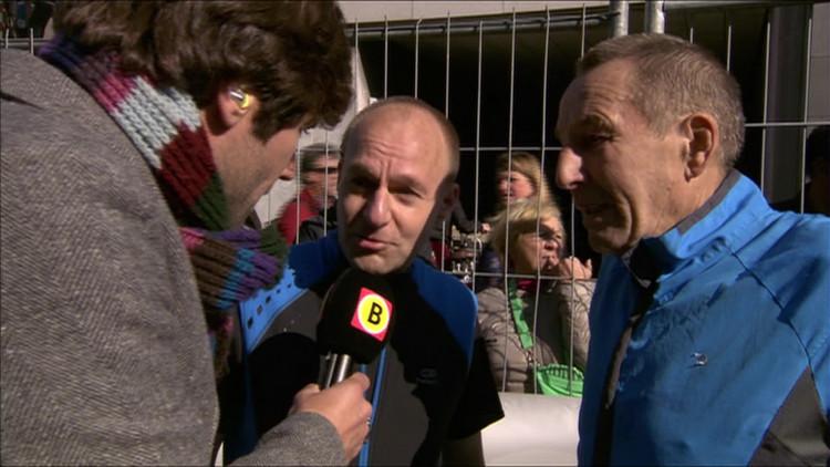'Het gaat om seconden...', man hoopt op Belgisch nieuw record 70-plussers na finish marathon Eindhoven