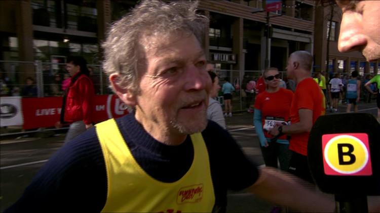 'Ik denk dat de carrosserie stilaan aan renovatie toe is', Leo loopt in Eindhoven 102e en laatste marathon