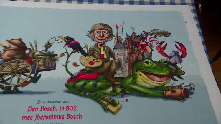 Een oeteldonkse ontwerper in 39 t krabbegat raar niet bij bouwclub de watertore omroep brabant - Zoom ontwerp ...