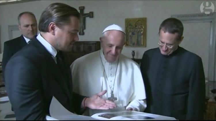 Jheronimus Bosch door Leonardo DiCaprio uitgelegd aan paus ...