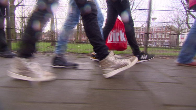 Straattour met ex-daklozen in Breda