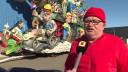 Carnavalsvereniging de Leutige Bouwers vindt het een grote eer om haar wagen aan het koninklijk paar te tonen