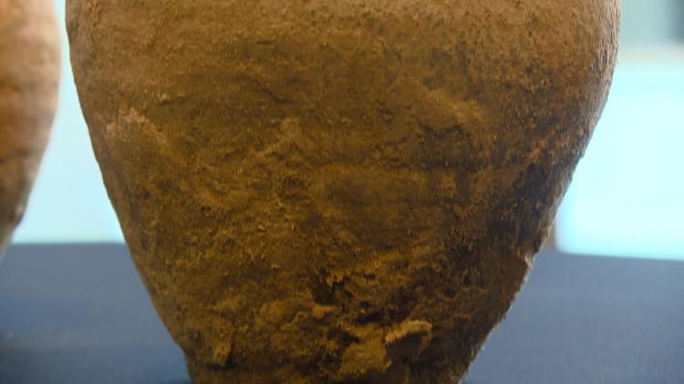Archeologen dolgelukkig topvondst ijn Alphen