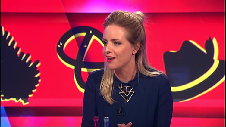 Schrijfster Nathalie Pagie uit Bavel vlogte op Boekenbal