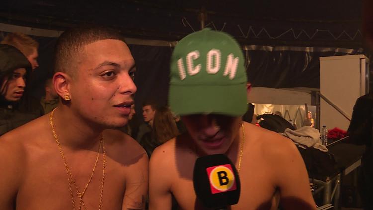 Lil' Kleine en Ronnie Flex over Paaspop, drugsgebruik en opa zijn