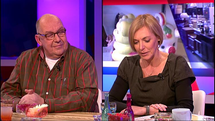 Ingrid van der Locht en Ton Dietvorst praten over de trend ontspullen.