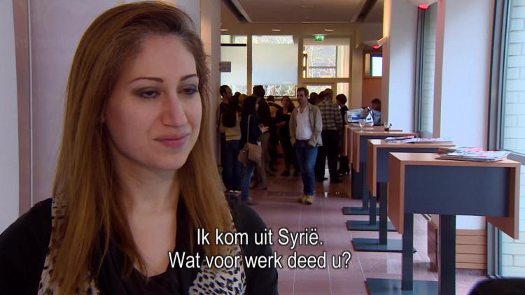 Tilburg helpt vluchtelingen bij het zoeken van een baan