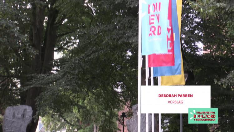 Boulevard-direkteur Viktorien vanHulst legt uit waarom ze trots is op festivalplein De Parade