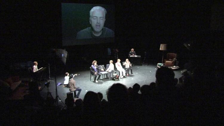 Five Easy Pieces is een voorstelling voor TF Boulevard over de Belgische kindermoordenaar Marc Dutroux