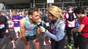 Waldo wilde drie afstanden lopen tijdens de marathon, maar moest stoppen