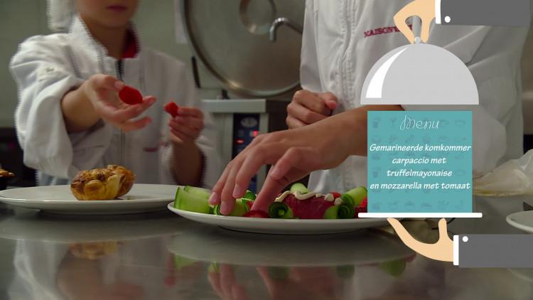 Valt het menu van Keukenbazen Bo, Suus en Fenna in de smaak?