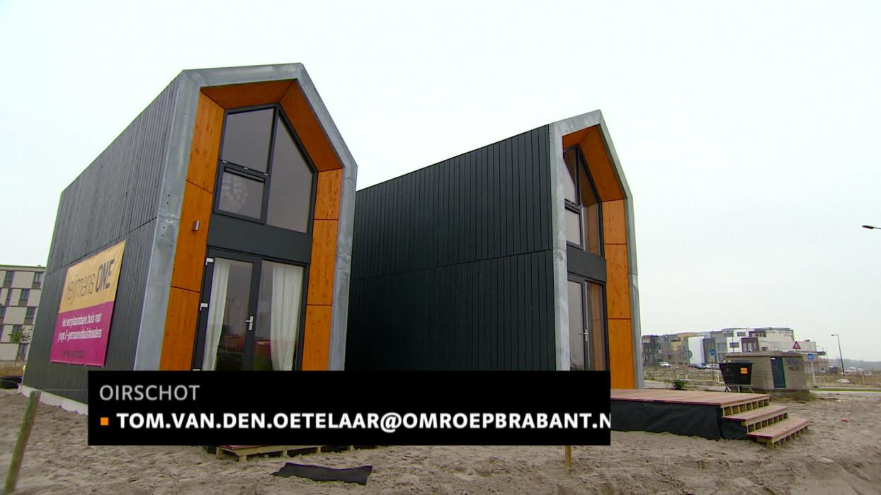 Bouwbedrijf heijmans pikte idee van verplaatsbaar huis for Verplaatsbaar huis