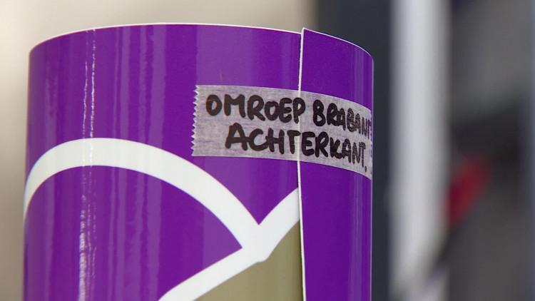 Omroep Brabant is er bijna klaar voor om boodschappen in de provincie op te halen
