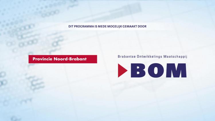 Booming Brabant - economie - Brabant - Omroep Brabant - Biorizon - Rene Savelsberg - kennispact - Daelmans - smart robotics - Heicoo Sandee - Bank 15 - Winny Hoffmann