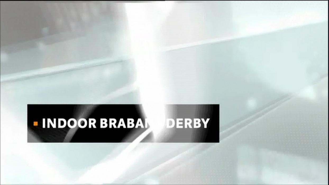 Indoor Brabant Derby LIVE - Nabeschouwing | Omroep Brabant