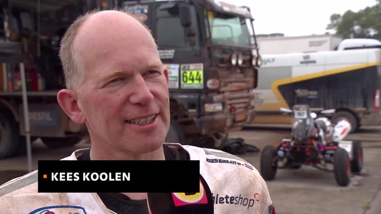 Deelnemers Dakar Rally reageren op afgelaste etappe