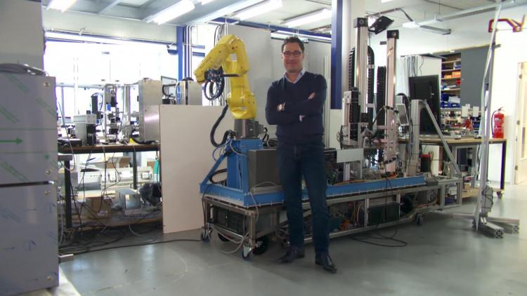 Booming Brabant: Crux Agribotics ontwikkelt robottechnologie voor efficiëntere agrarische productie met een hogere opbrengst