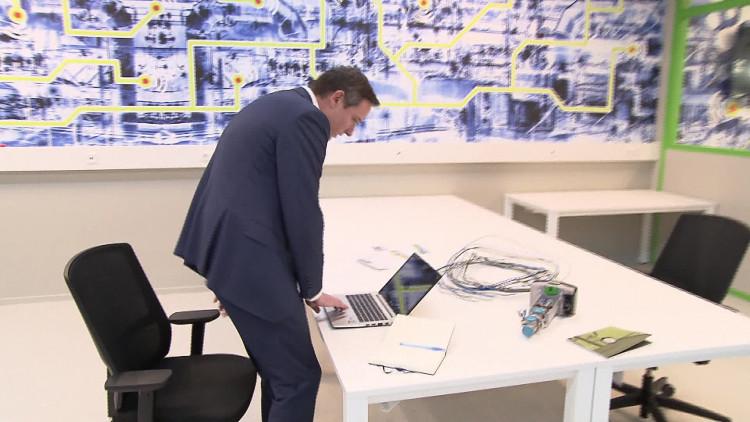 Fieldlab Campione regelt het onderhoud in de procesindustrie zo efficient mogelijk