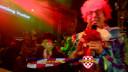 Arijan zong mee tijdens Kruikenstad in Koor