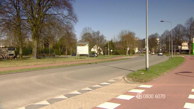 Man overvalt tankstation in Breda en bedreigt medewerker