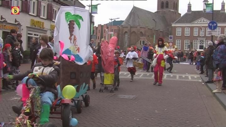Zondag: Kinderoptocht Etten-Leur (Stijlorenrijk)