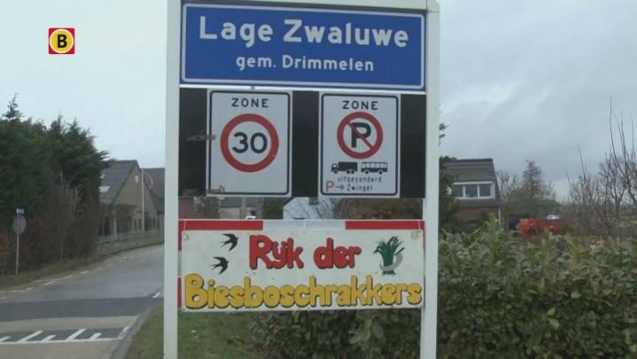 Zaterdag: Biesboschrakkersrijk (Lage Zwaluwe)