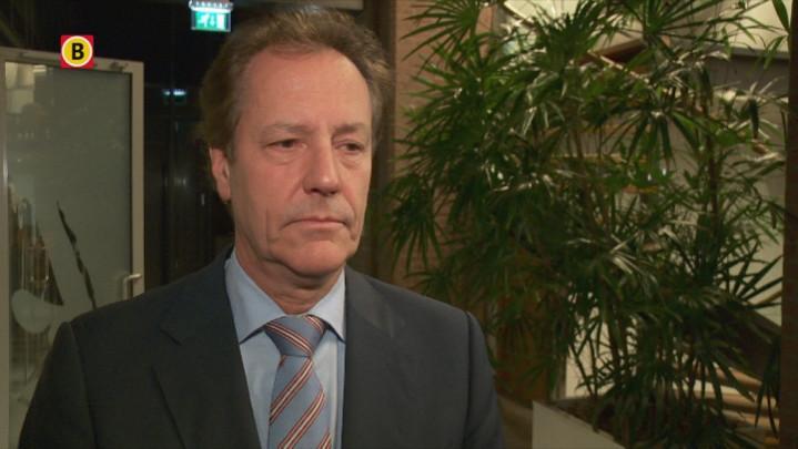 Burgemeester Van Gijzel legt de actie uit