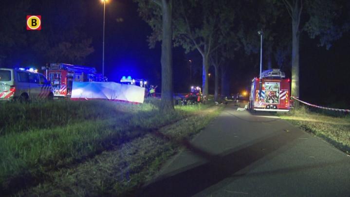 Vrouw van 25 dood na eenzijdig ongeluk A27