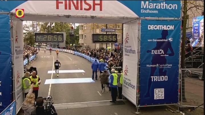 Leuke en indrukwekkende reacties tijdens Marathon Eindhoven